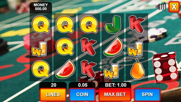 Play Casino Fruit poster