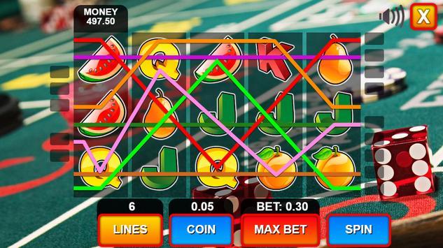 Play Casino Fruit screenshot 2