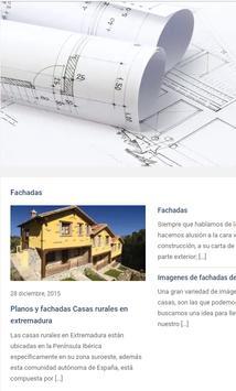 Planos arquitectonicos poster