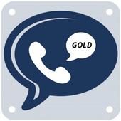Pro Messenger Gold Full icon