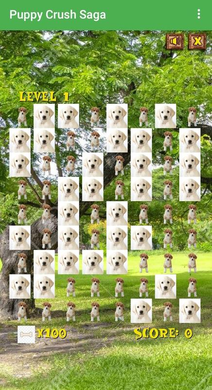 Puppy Crush Saga For Android Apk Download