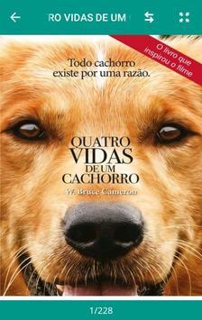 Quatro Vidas de um Cachorro Bruce W. Cameron poster