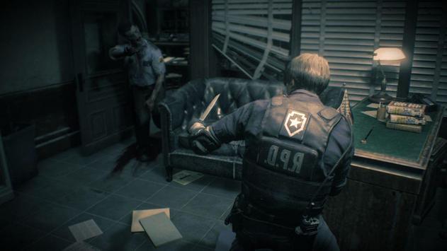 RESIDENT EVIL 2 REMAKE Gameplay Walkthrough captura de pantalla 4