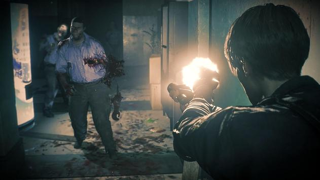 RESIDENT EVIL 2 REMAKE Gameplay Walkthrough captura de pantalla 3