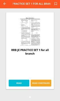 RRB JE PRACTICE SET screenshot 3