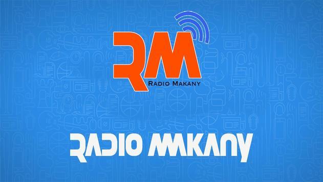 Radio Makany poster