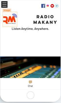 Radio Makany screenshot 3