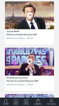 FRANCE TV poster