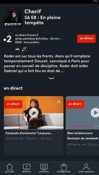 FRANCE TV screenshot 1