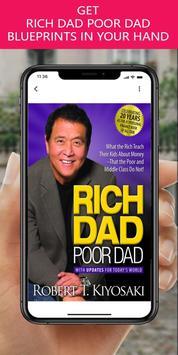 Rich dad poor dad poster