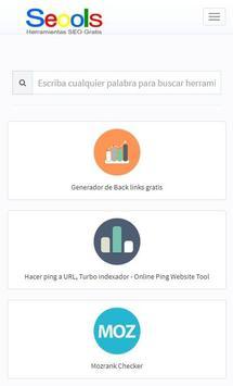 Herramientas SEO Gratis SEOOLS, All SEO Tools screenshot 5