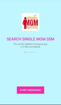 SEARCH SINGLE MOM TO CHAT FOR FREE & CALL(SSM) screenshot 1