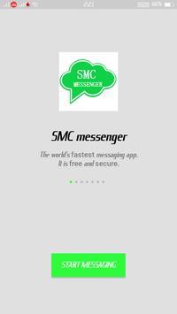 SMC messenger poster