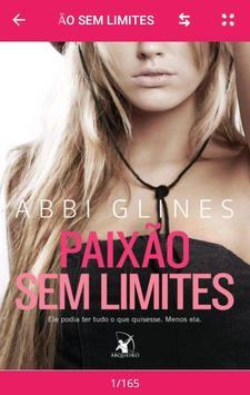 Paixão Sem Limites Coleção Abbi Glines poster