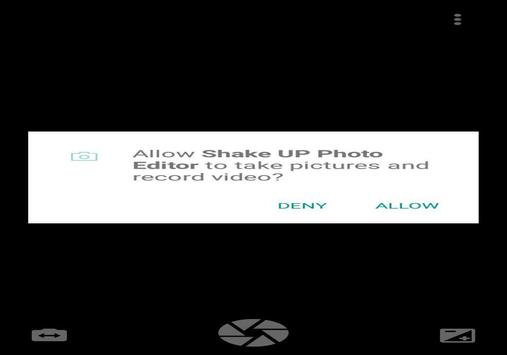 Shake UP - The ultimate photo editor screenshot 1