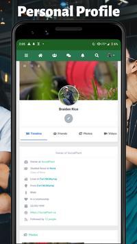 SocialPlant - Make Friends, Groups & Earn Money screenshot 3