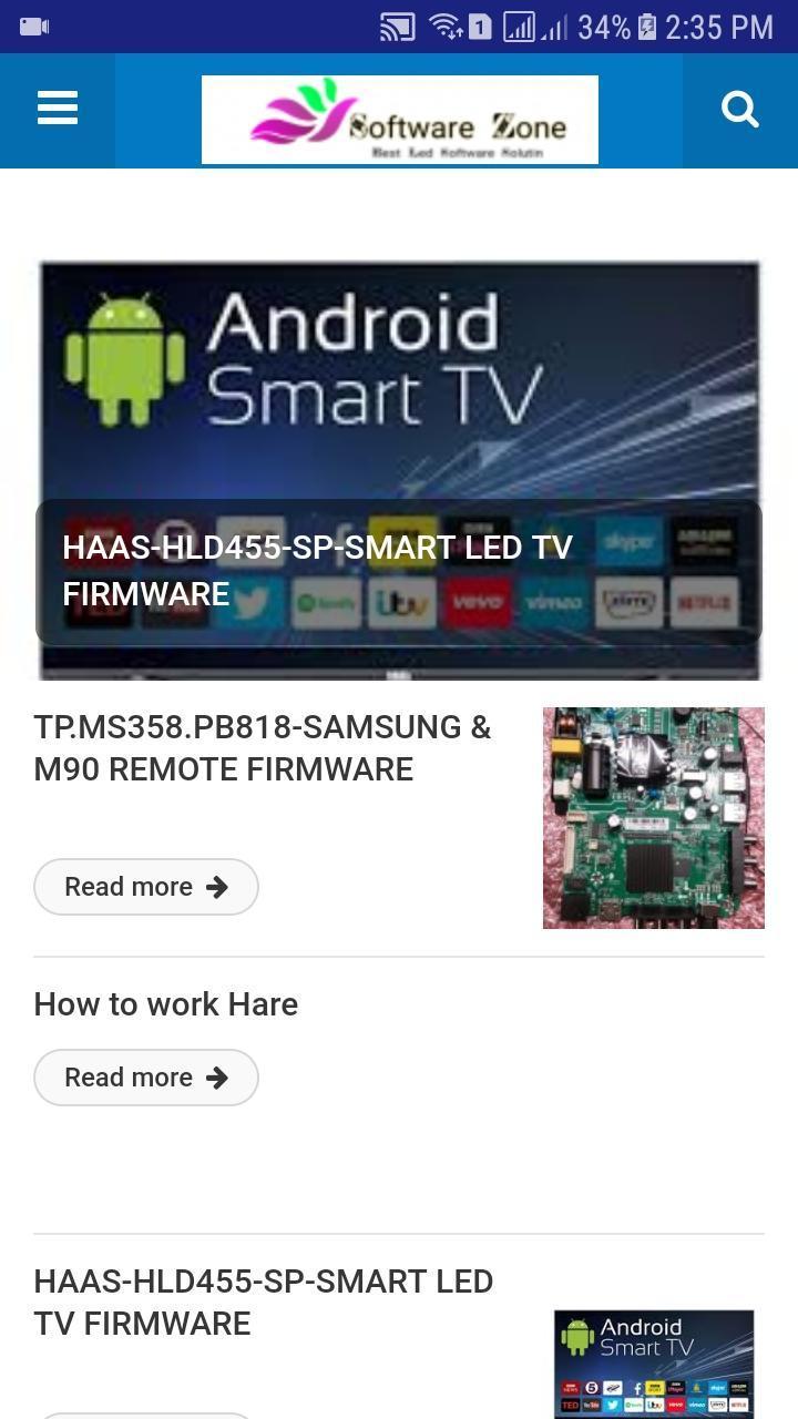 Led Tv Software Download