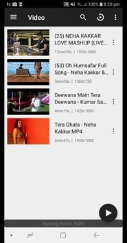Stona Video Player screenshot 1