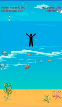 Stickman game hook poster