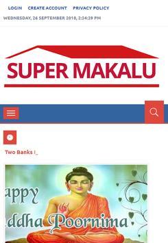 Super Makalu poster