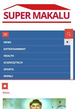 Super Makalu screenshot 1