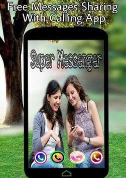 Super  Messenger poster