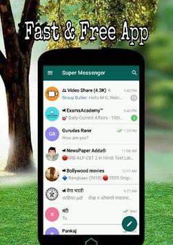 Super  Messenger screenshot 2