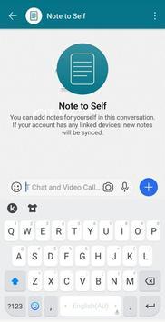 T Chat & Video screenshot 4