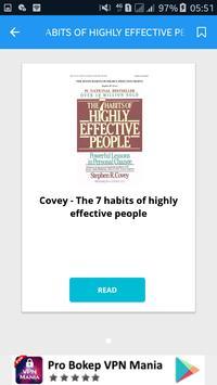 Free Motivational Books screenshot 3