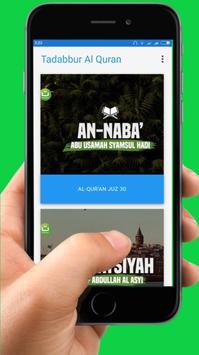 Tadabbur Al Quran poster