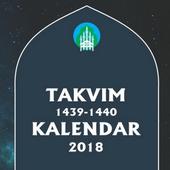 Takvimi Shqip 2018 icon