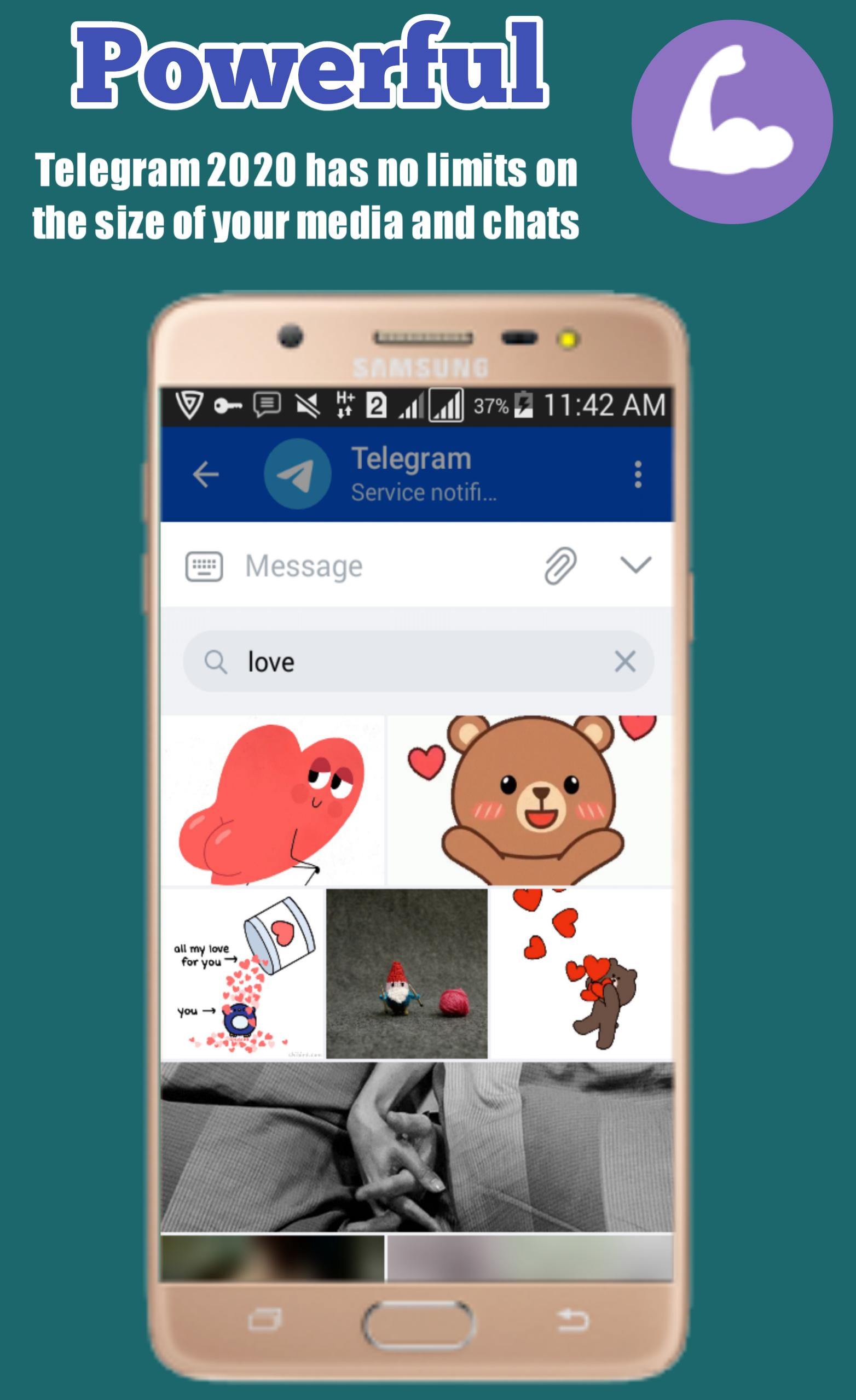 Telegram 20 for Android   APK Download