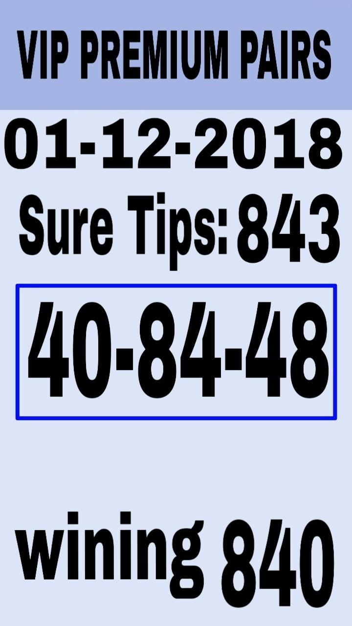 Thai Lotto 3up Vip premium Final Tips for Android - APK Download