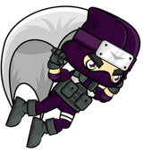 The Ninja Run icon