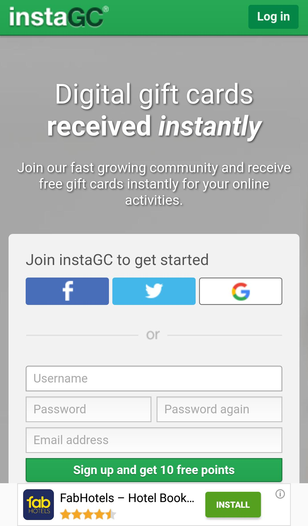 InstaGc for Android - APK Download