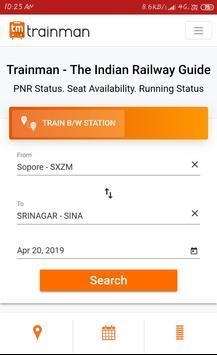 Trainman poster