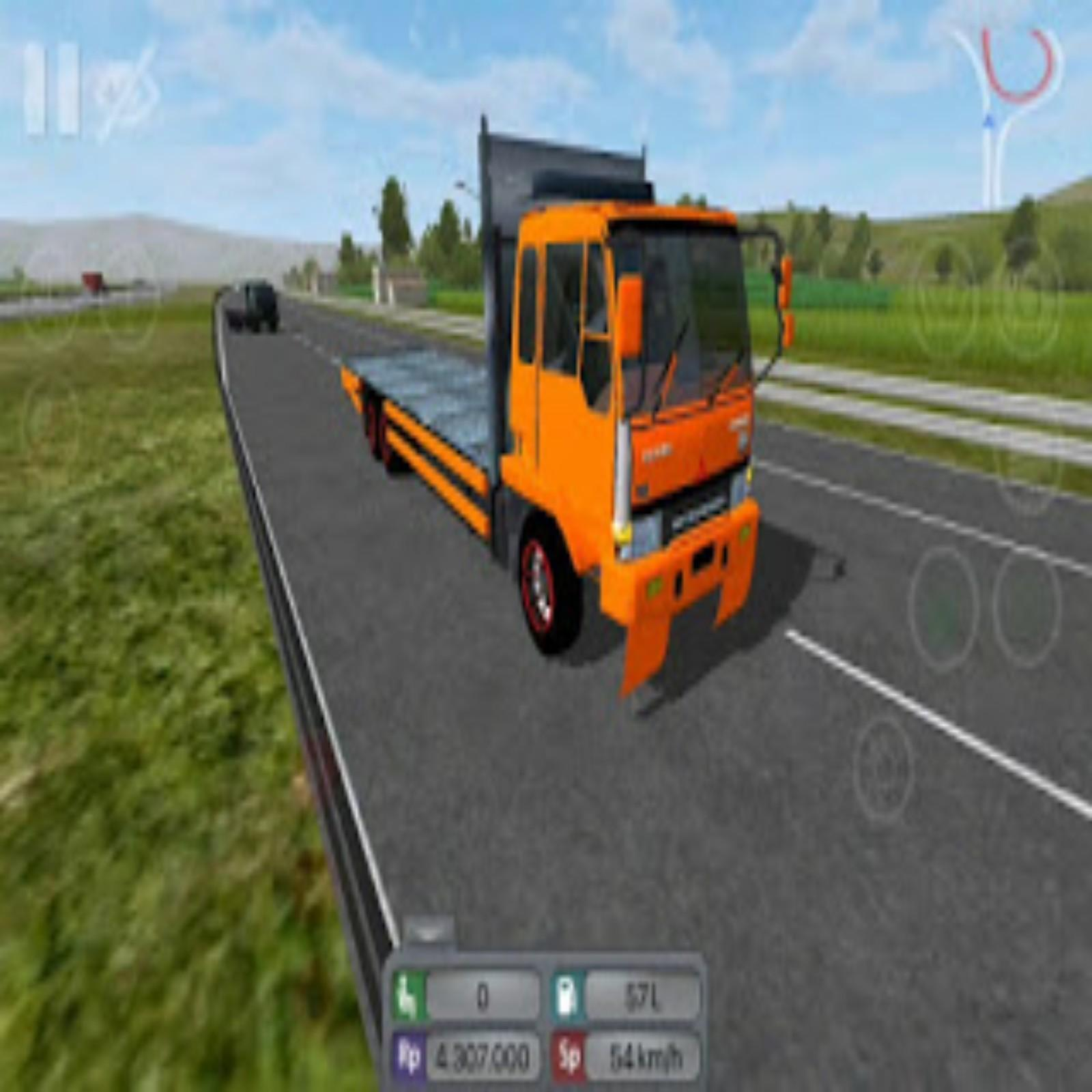 Mod Truck Fuso Bussid V3 0 for Android - APK Download