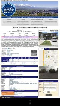 """""""Utah's Best"""" Home Search screenshot 1"""