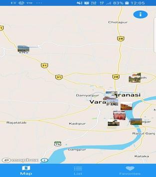 Varanasi guide poster