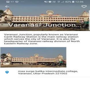 Varanasi guide screenshot 3