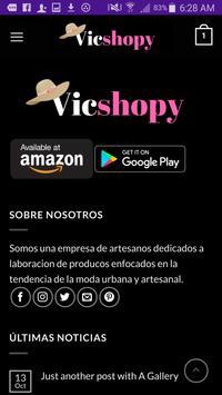 Vicshopy screenshot 1