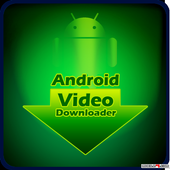 Video downloader for Android icon
