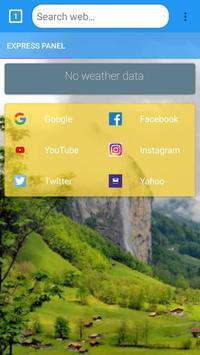 W Browser screenshot 1