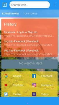 W Browser screenshot 3