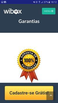 Wibox Ganhe dinheiro compartilhando seu Wi-Fi screenshot 2