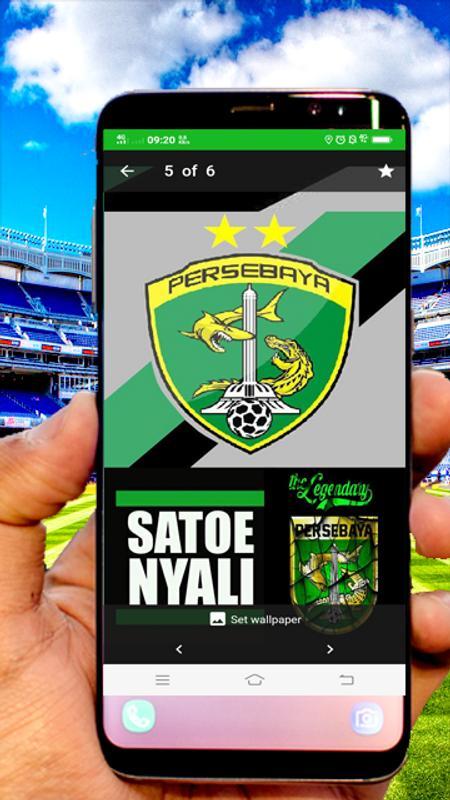 Wallpaper Persebaya Hd For Android Apk Download