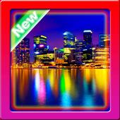 Wallpaper  City icon