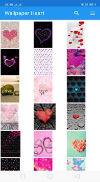 Wallpaper Heart screenshot 10