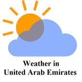 Weather in United Arab Emirates icon