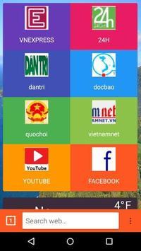Webmobi screenshot 1